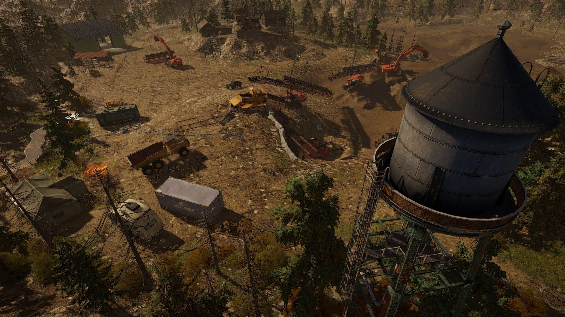 Gold Rush: The Game   Gold Mining Simulator